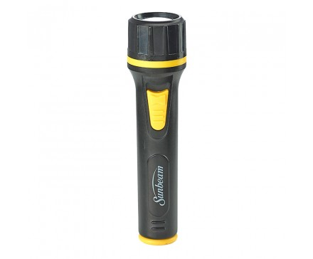 3 LED WEATHER RESISTANT RUBBER FLASHLIGHT