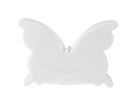 COLOR CHANGING LED MOOD LIGHT, BUTTERFLY