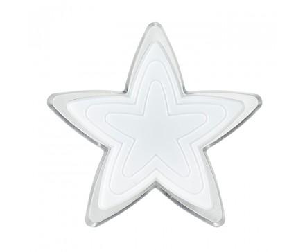 0.3W MULTICOLORED LED NIGHT LIGHT, STAR