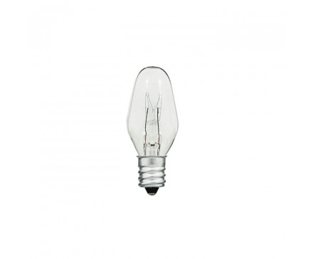 C7 NIGHT LIGHT 4W, CLEAR