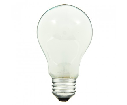 A19 HALOGEN 53W, 75W REPLACEMENT, DIMMABLE