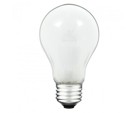 A19 HALOGEN 43W, 60W REPLACEMENT, MODIFIED SPECTRUM, DIMMABLE