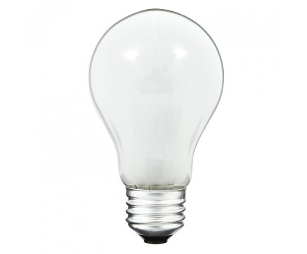 A19 HALOGEN 53W, 75W REPLACEMENT, MODIFIED SPECTRUM, DIMMABLE