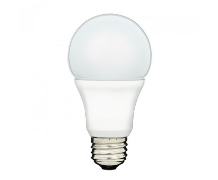 A19 LED 9W, 60W REPLACEMENT,  OMNI-DIRECTIONAL AND  DIMMABLE