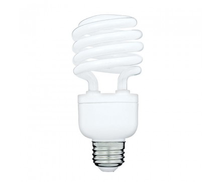 SPIRAL CFL 23W, 100W REPLACEMENT