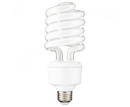 SPIRAL CFL 40W, 150W REPLACEMENT