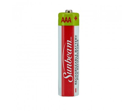 AAA NiMH, READY TO CHARGE, 600 mAh