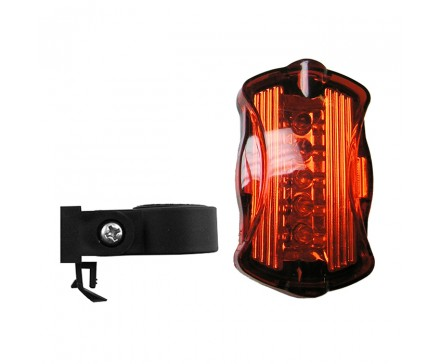 5 LED TAIL LIGHT FOR BICYCLE