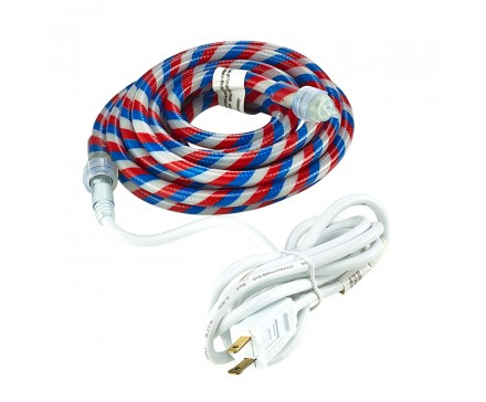 12 red white blue flexible rope light limage home products 12 red white blue flexible rope light aloadofball Gallery