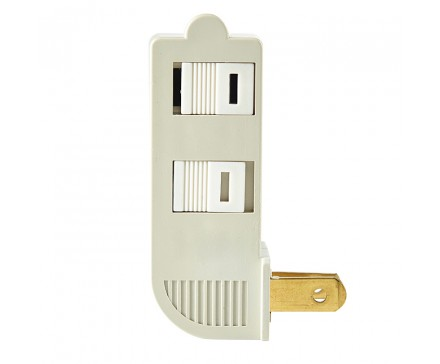 3 OUTLET WALL TAP WITH PROTECTIVE COVER