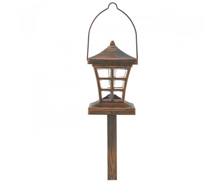 3 IN 1 SOLAR LED FENCE, PATH & DECORATIVE TABLE LANTERN