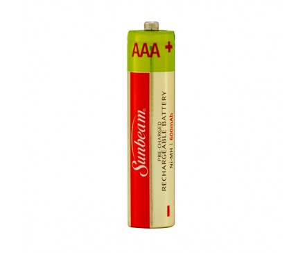AAA NiMH, READY TO USE, 600 mAh