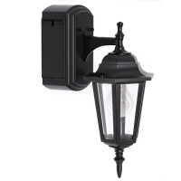 REVERSIBLE WALL LANTERN WITH BUILT-IN ELECTRICAL OUTLET (GFCI) - Outdoor - Lighting fixtures ...