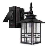 outlet gfci outdoor lighting fixtures lighting l 39 image home. Black Bedroom Furniture Sets. Home Design Ideas