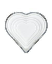 0.3W MULTICOLORED 3 LED NIGHT LIGHT, HEART