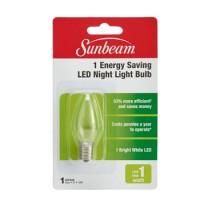 SUNBEAM C7 0.5W LED NIGHT LIGHT BULB, BLISTERCARD