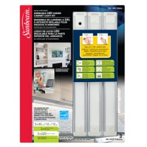 "SUNBEAM 12"" DIMMABLE ULTRA SLIM LED CABINET LIGHT KIT - 3 PACK, BLISTER"