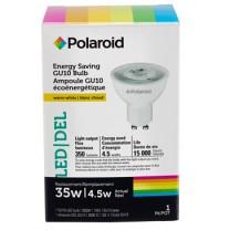 POLAROID GU10 LED 4.5W, COLOR BOX