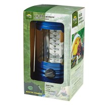 HOME LUMINAIRE OUTDOOR 18 LED LANTERN WITH COMPASS, COLOR BOX