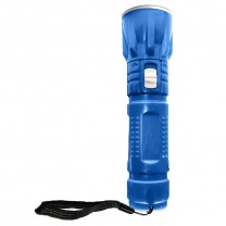 LED FLASHLIGHT WITH ADJUSTABLE BEAM