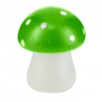 COLOR CHANGING LED MOOD LIGHT, GREEN MUSHROOM