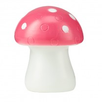 COLOR CHANGING LED MOOD LIGHT, PINK MUSHROOM