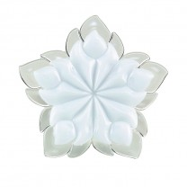 0.3W MULTICOLORED 3 LED NIGHT LIGHT, FLOWER
