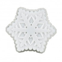 0.3W MULTICOLORED LED NIGHT LIGHT, SNOWFLAKE