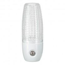 0.3W LED NIGHT LIGHT WITH AUTOMATIC SENSOR