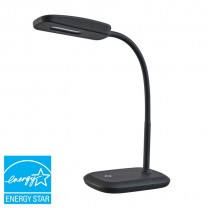 FLEXIBLE NECK LED DESK LAMP