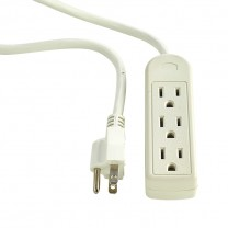 3 OUTLET POWER BAR