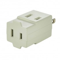 3 OUTLET CUBE SHAPED WALL TAP