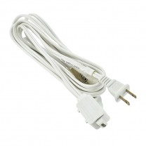 15' (4.5 M) EXTENSION CORD, WHITE