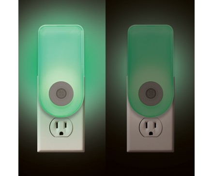 Sunbeam Color Changing Led Power Failure Night Light