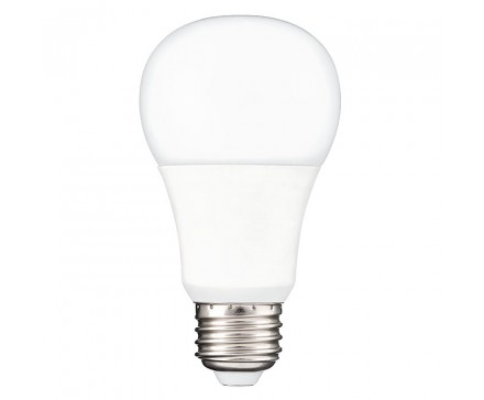 A19 9,9 W LED, REEMPLAZO DE 60 W, OMNI-DIRECCIONAL Y REGULABLE