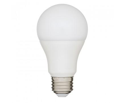 A19 9 W LED, REEMPLAZO DE 60 W, IDEAL PARA DISPOSITIVOS DE ILUMINACIÓN CERRADOS
