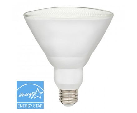 PAR38 LED 13 W, REEMPLAZO DE 90 W, REGULABLE