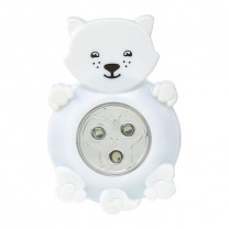 LUZ DE TOQUE CON 3 LED CON FORMA DE ANIMAL, GATO