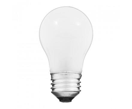 LAMPE D'APPAREIL MÉNAGER A15 40 W, GIVRÉE